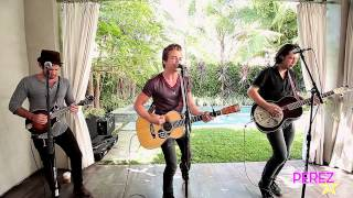 "Hunter Hayes - ""Tattoo"" (Exclusive Perez Hilton Acoustic)"