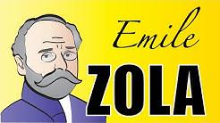 Emile Zola Sa vie - Biographie