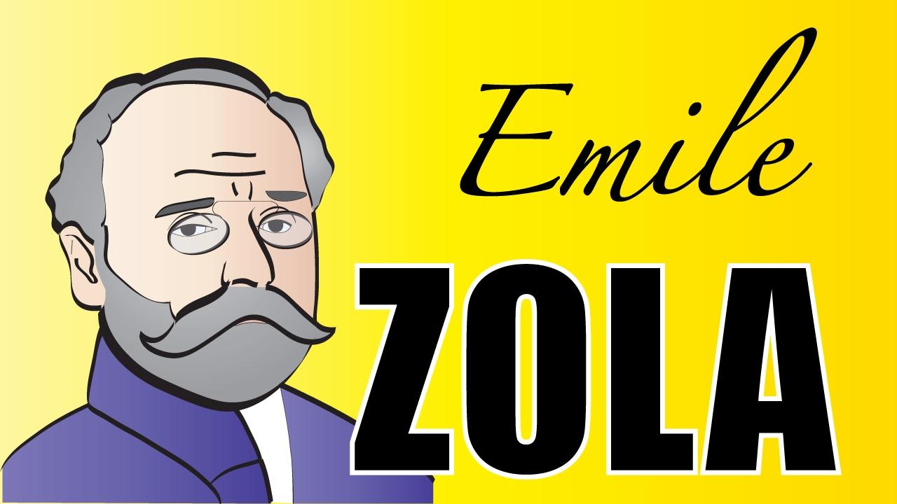 Emile Zola Sa Vie Biographie