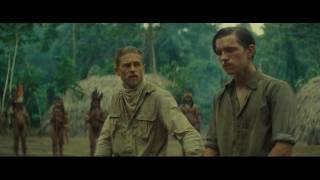 The Lost City of Z: Tom Holland Scenes Part 9