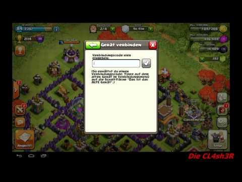 Clash of Clans von IOS auf Android / PC und umgekehrt: Die Clasher
