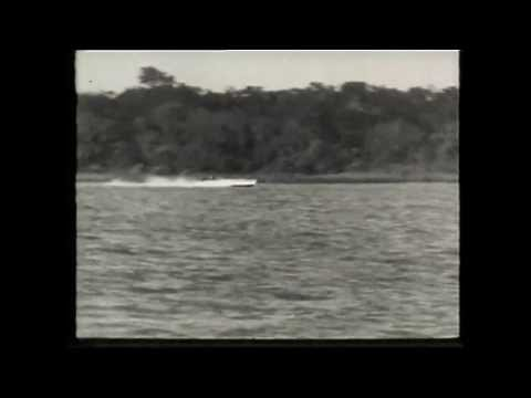 World's fastest boat - 511 km/h - Ken Warby - great documentary from 30 years ago