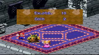 Let's Play Super Mario RPG Part 34: Bowser's Keep 1
