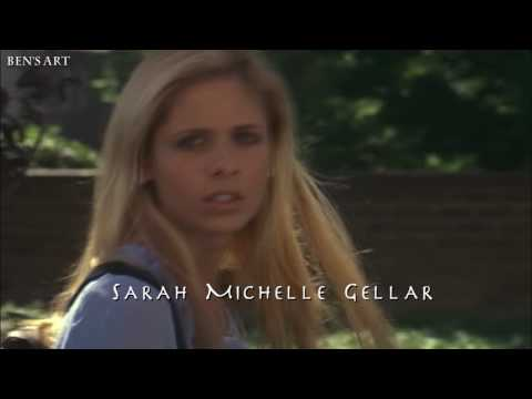 Buffy Opening // Sarah Michelle Gellar Test Clip