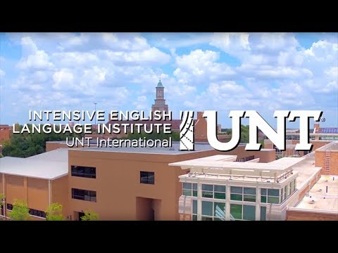 University of North Texas IELI - University of North Texas