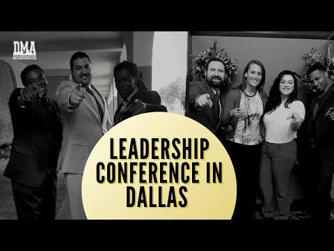 November Leadership Conference: Dallas, TX