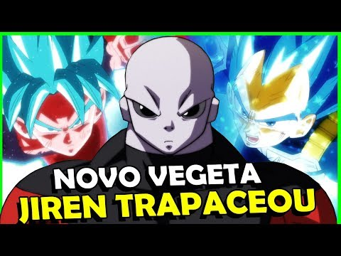 NOVA FORMA DO VEGETA REVELADA, GOKU ESTRATÉGICO! Analise EP 123 DB Super