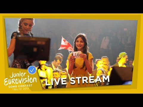 JUNIOR EUROVISION SONG CONTEST 2017 - OPENING CEREMONY