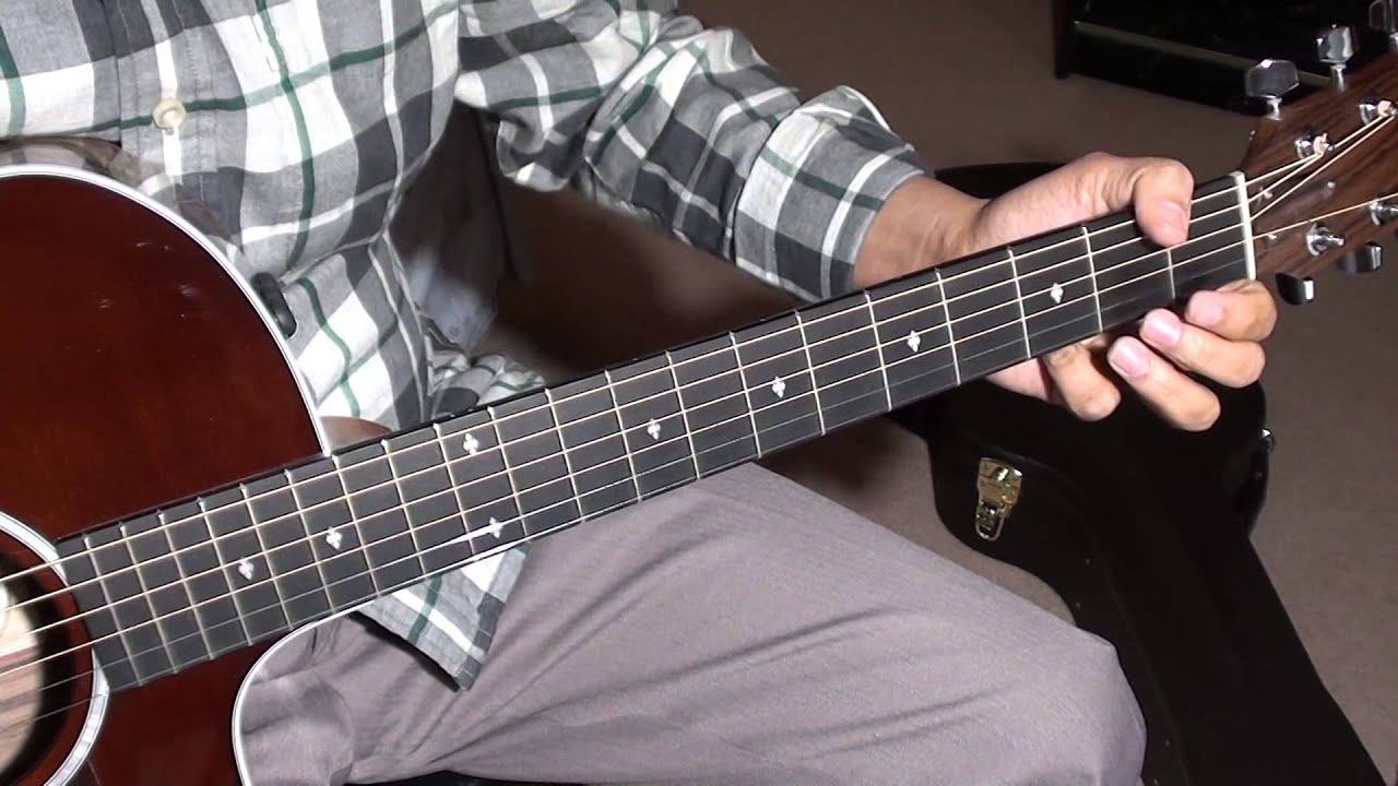 How to play kal ho na ho on guitar part 1 youtube how to play kal ho na ho on guitar part 1 hexwebz Images