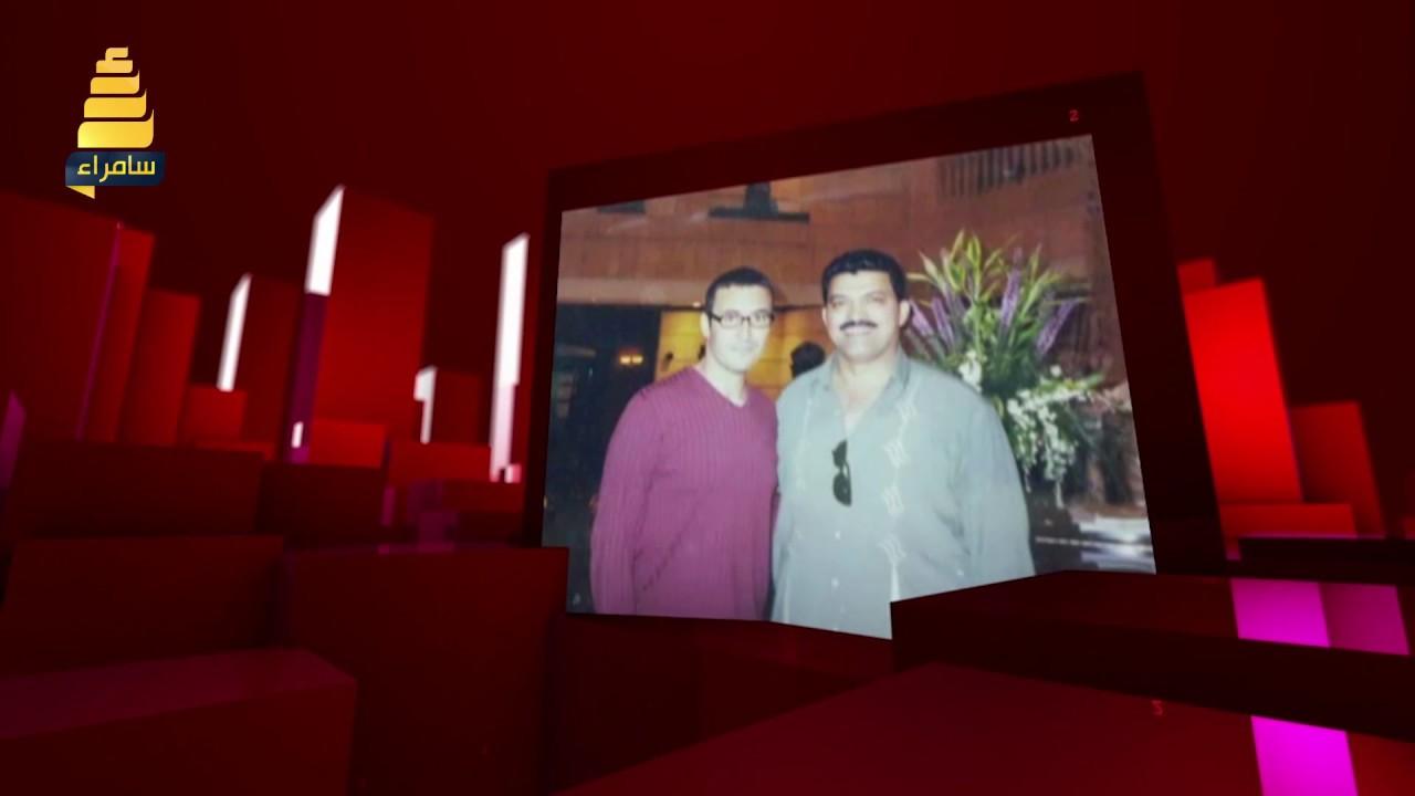 شاهد ماذا اقال الفنان عبد فلك عن الفنان كاظم الساهر في برنامج توارد2