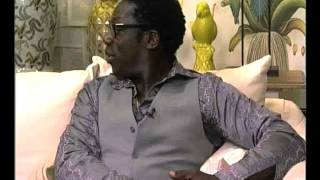 Chatting to Hakeem Kae Kazim 15 May 2014