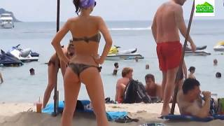 Girls patong beach Guest Friendly