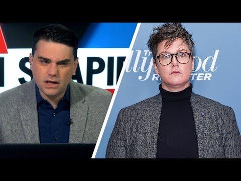 Shapiro Wrecks Leftist Comedienne's Non-Comedy