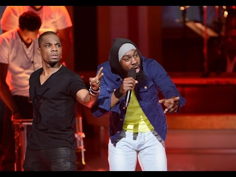 Kirk Franklin  Give Me feat Mali Music Drum