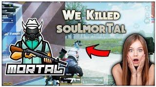 WE KILLED SOUL MORTAL, RONAK AND VIPER | TEAM MYST FACE TEAM SOUL
