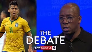 Is Roberto Firmino the best player in the world in his position? | Gilberto & Wright | The Debate