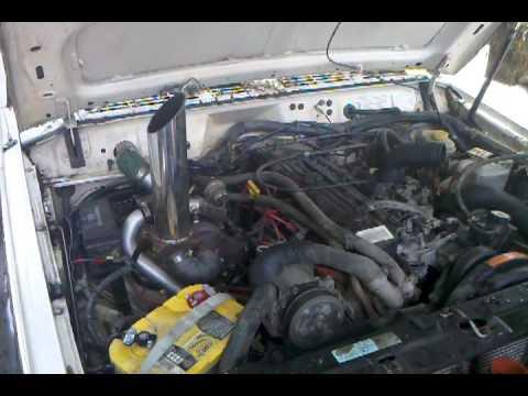 Turbo Jeep Cherokee Youtube