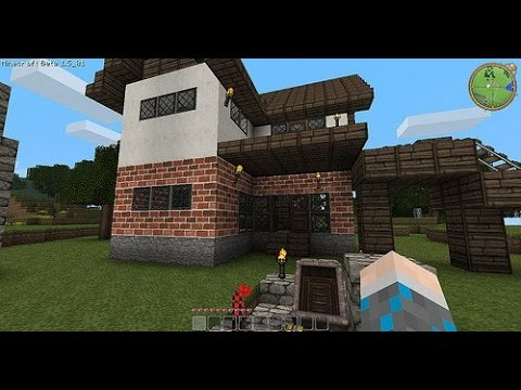 how to build a cool house in minecraft