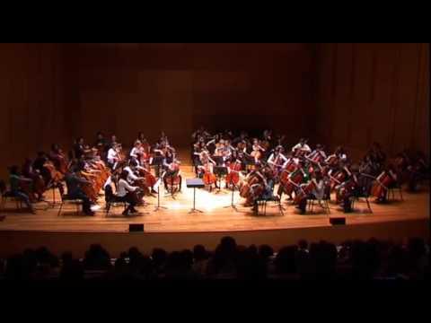 Sarabanda; G F Haendel; Cellocyl 2012 - cello arrangement by DAVID JOHNSTONE