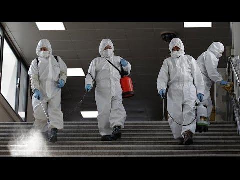 Le bilan de l'évolution du coronavirus en Europe