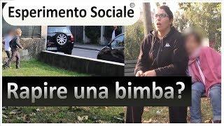 RAPIRE UN BAMBINO - (Esperimento Sociale) - Kiko.Co