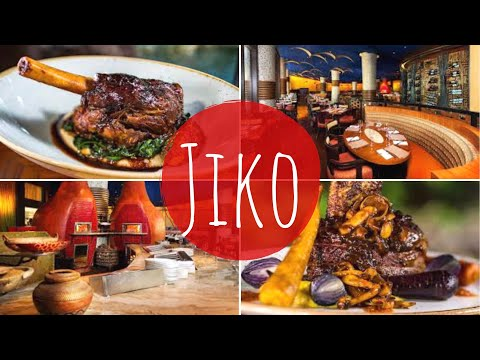 Jiko The Cooking Place | Restaurant Review Walt Disney World