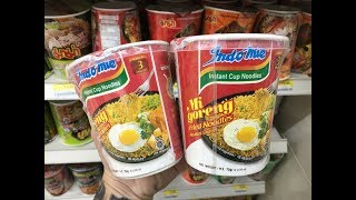 i LOVE Indonesian food! #7 / Indomie Mie Goreng in a cup?!