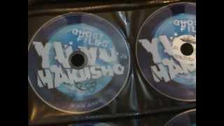 3 dvds casebook