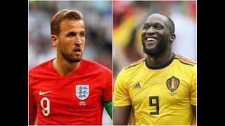 Mundial 2018 Mecz o 3 Miejsce Belgia vs Anglia
