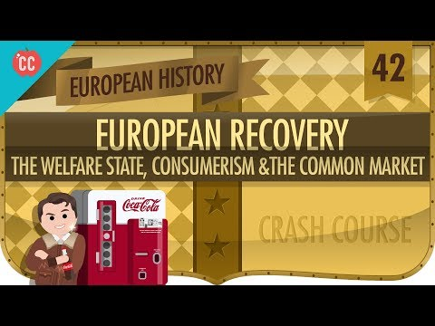 Post-World War II Recovery: Crash Course European History #42