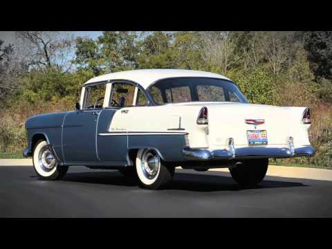 Classic Recollections: 1955 Chevrolet Bel Air