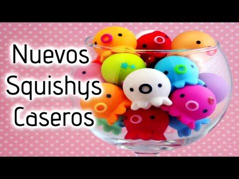 Squishy En Espanol : NUEVA TEMPORADA   Squishys Caseros (En espanol) / CraftndColor - YouTube