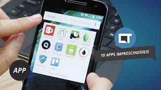 10 apps indispensáveis para o seu smartphone (2016) #DicaDeApp