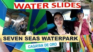 FINALLY!!! SEVEN SEAS WATERPARK AND RESORT IN CDO IS NOW OPEN!