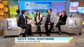 Angie Varona Parents Discuss Hacked Photos