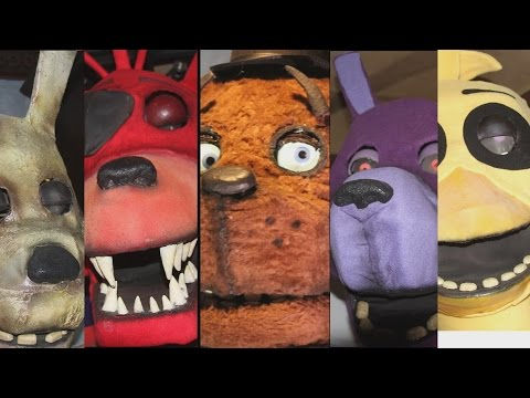 The Five Nights at Freddy's Band First Look