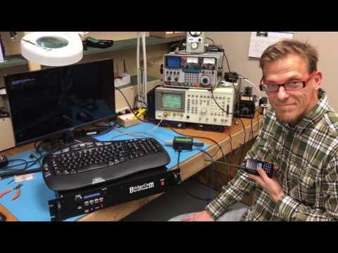BridgeCom BCR-220 to IRLP Control Node