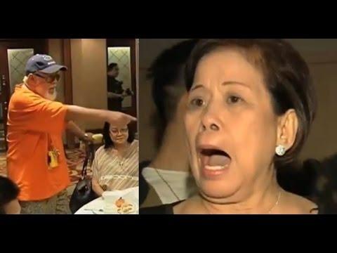 Alfie Lorenzo Vs Mother Lily Monteverde