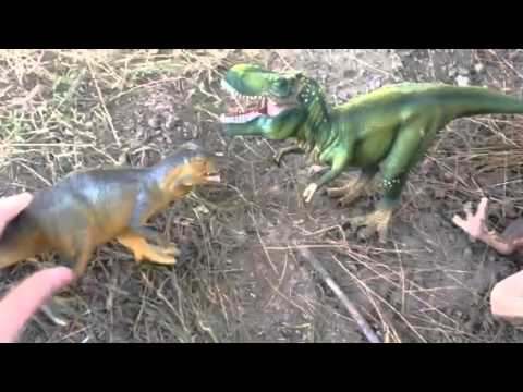 Dinosaur Island/ Ep 1 Sue
