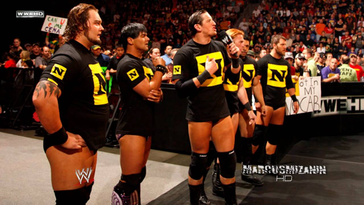 "The nexus 2010 theme song ""we are one"" (full/my edit/2nd wwe."