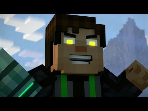 """Minecraft Story Mode: Season 2 - EPISODE 4 SNEAK PEEK! """"Below The Bedrock"""""""