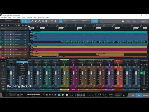 How To: Song Project Sharing with PreSonus Studio One Prime
