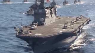 自衛隊の非公式PVを陸海空で作ってみました。 BGMは機神大戦ギガンティック・フォーミュラからいただきました。 陸上自衛隊ver https://www.youtube.com/...