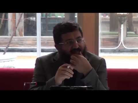 Başak Cafe Söyleşileri-2(Kalbimiz kime emanet?) Ubeydullah Arslan