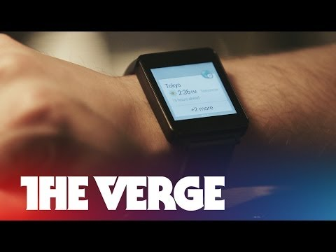 An even better look at Android Wear at Google I/O 2014