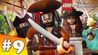 [Let's Play #9] LEGO Piraci z Karaibów - Isla Cruces