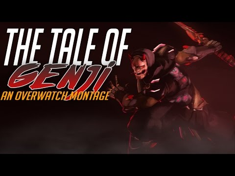 The Tale of Genji - An Overwatch Montage