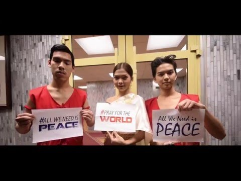 All We Need Is Peace - Steve Benjamin ft Alina M, Junior, Jack
