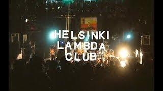 "Helsinki Lambda Club − Live at Shibuya WWW 2 ( 2019.03.10 『Tourist』release tour ""街"")"