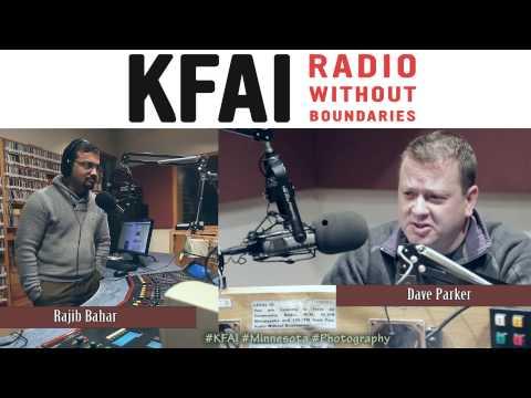 Dave Parker of Minnesota Photography Club at KFAI Radio